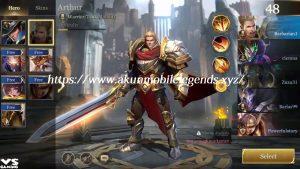 Akun Hero Arena of Valor Gratis Level Tinggi