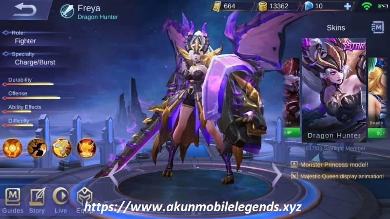 Akun Ml Gratis Full Skin Hero 2019 Akun Mobile Legends